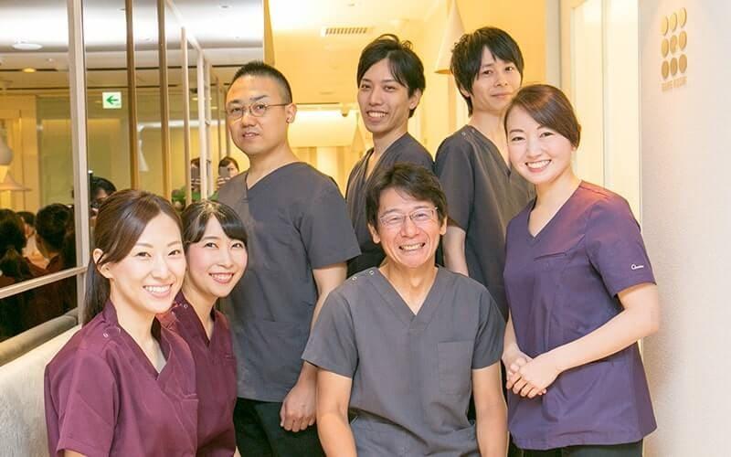 複数の歯科医師が在籍するメリット