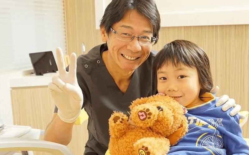 小児歯科(治療・予防)