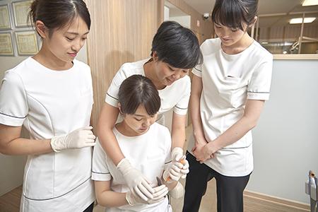 歯科医師・歯科衛生士の復職支援