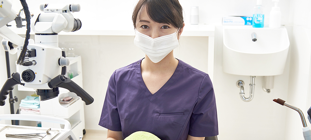 歯科医師の仕事・期待する姿