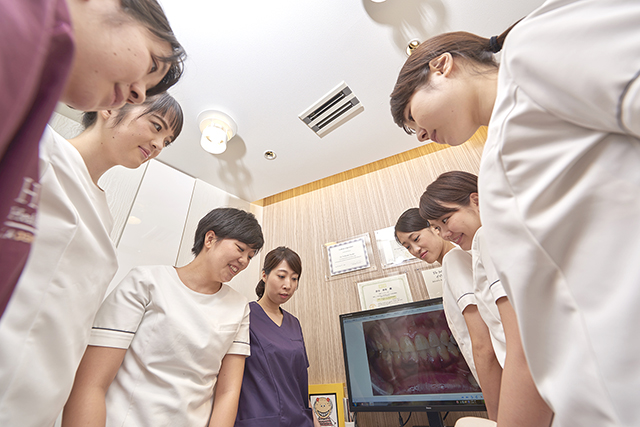 医院の主役級